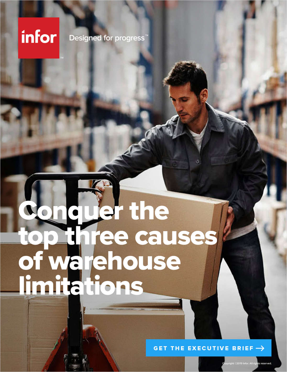 Conquer Complexity with Warehouse Management