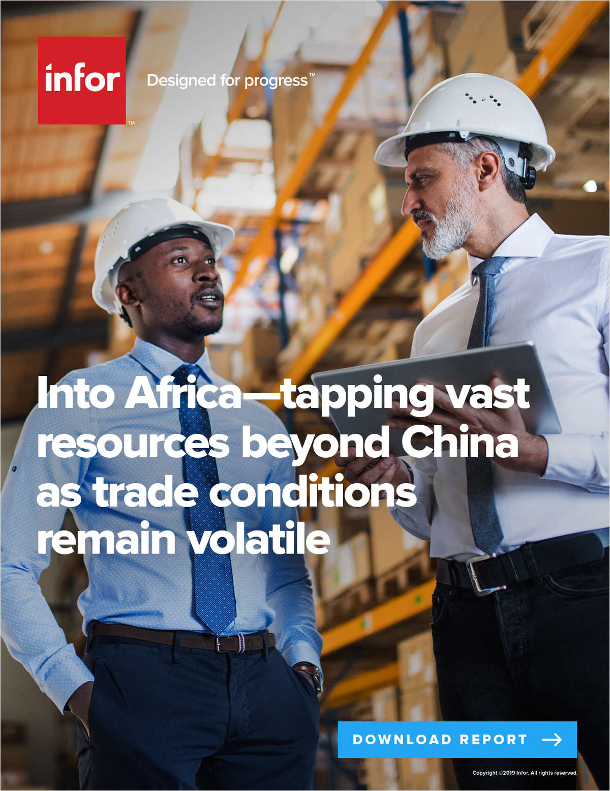 Into Africa--Tapping Vast Resources Beyond China as Trade