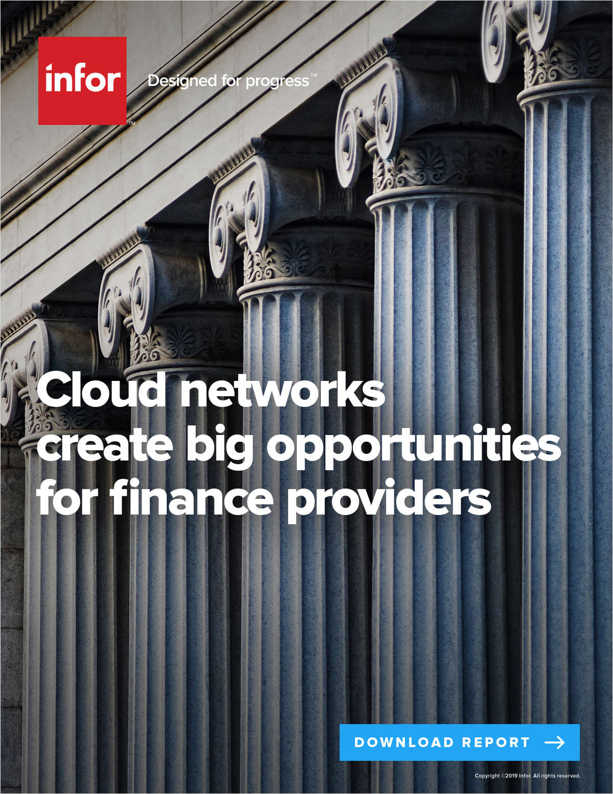 Cloud Networks Create Big Opportunities for Finance Providers