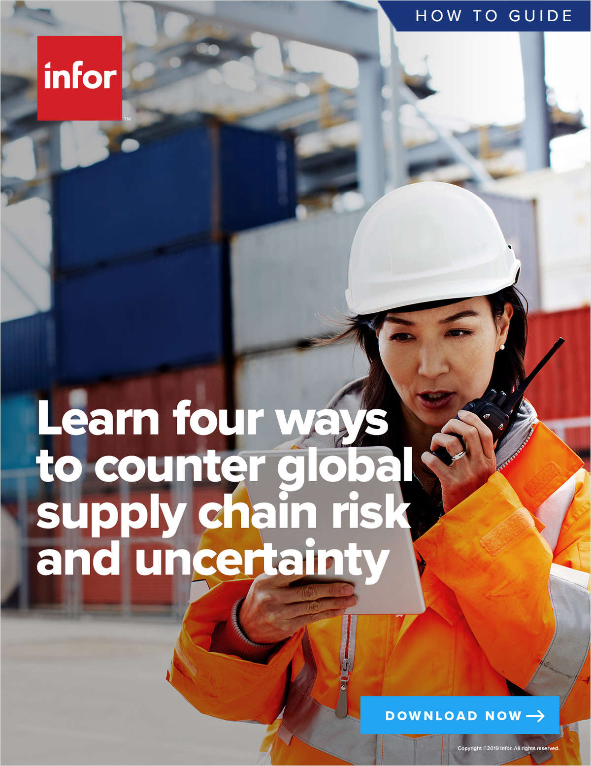 Four Ways to Counter Global Supply Chain Risk and Uncertainty