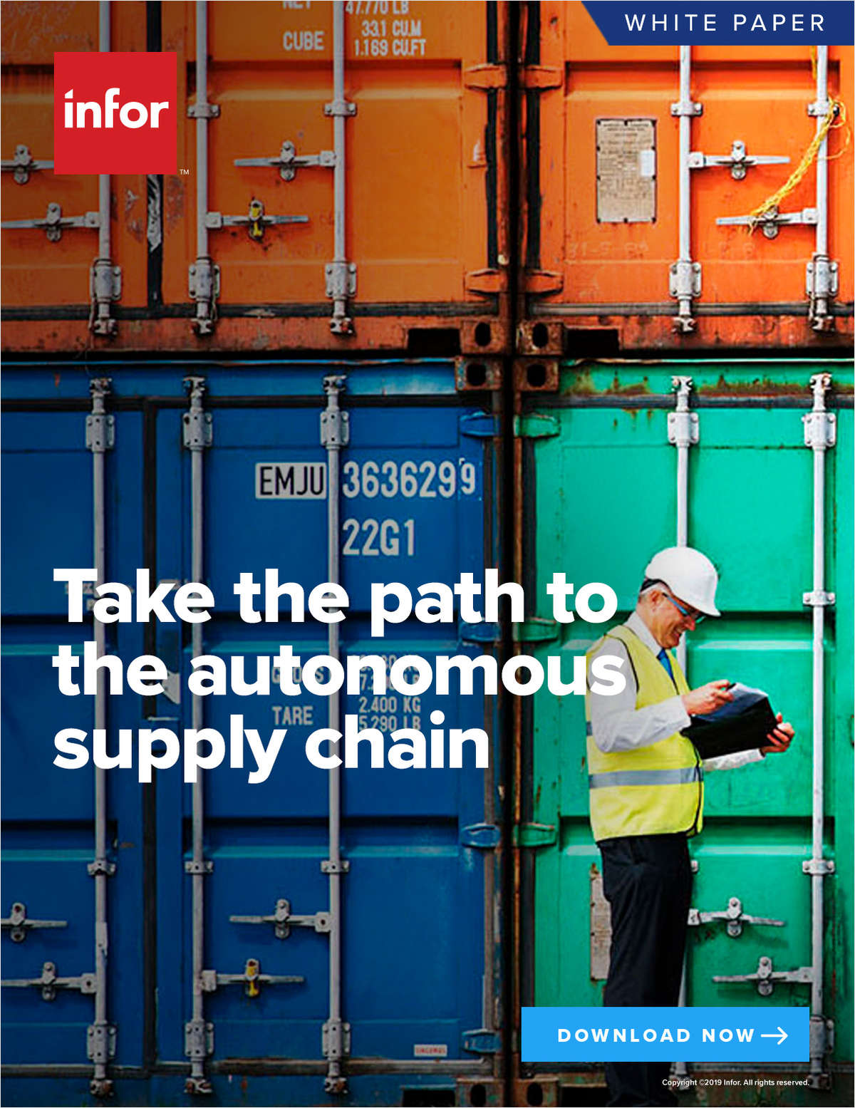 The Path to the Autonomous Supply Chain