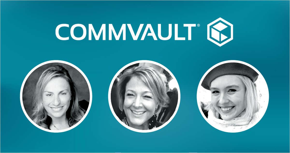 Commvault and its Award-Winning Customer Advocacy Program