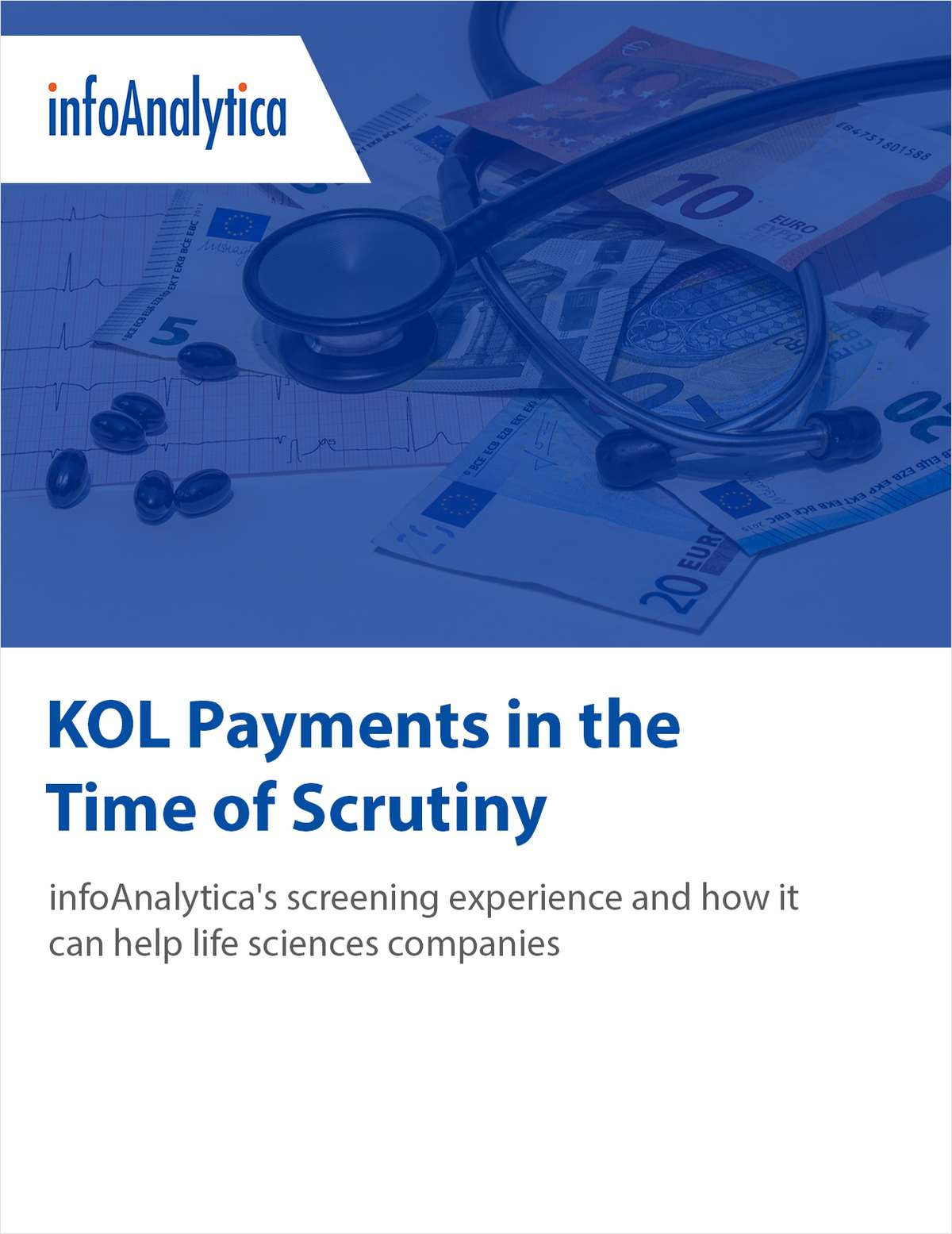 KOL Payments in the Time of Scrutiny