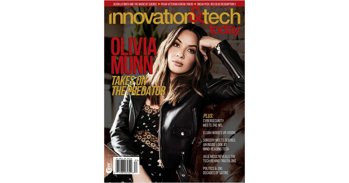 1 Year Subscription to Innovation & Tech Today Magazine ($40 Value) FREE For a Limited Time, Free Innovation & Tech Today Subscription