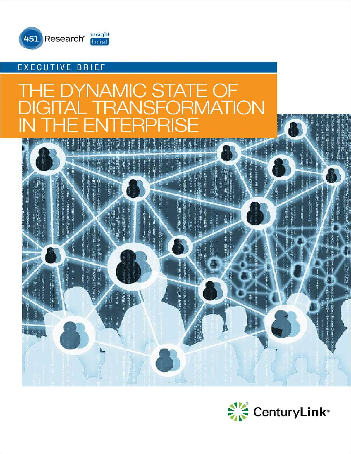 The Dynamic State of Digital Transformation in the Enterprise