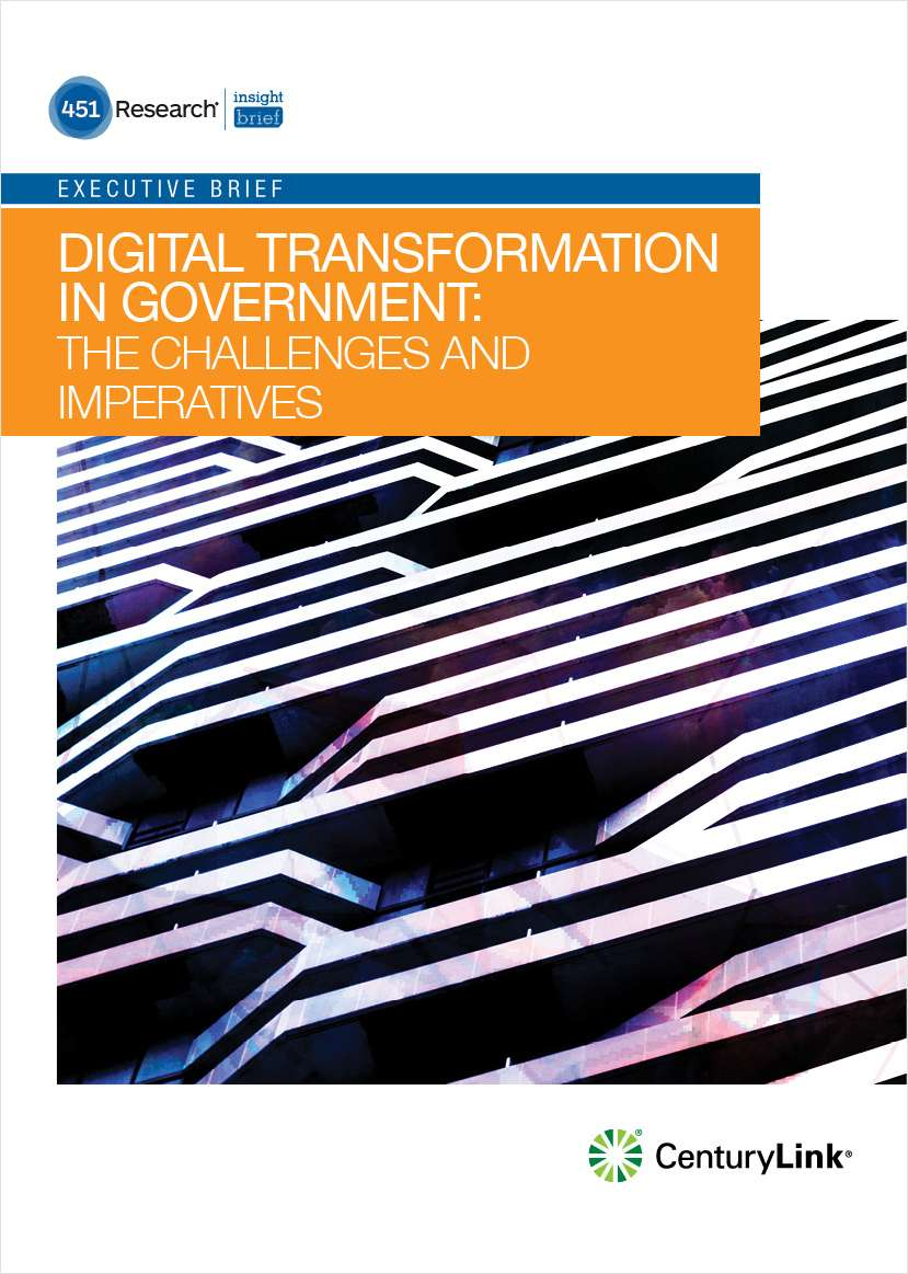 Digital Transformation in Governments: The Challenges and Imperatives