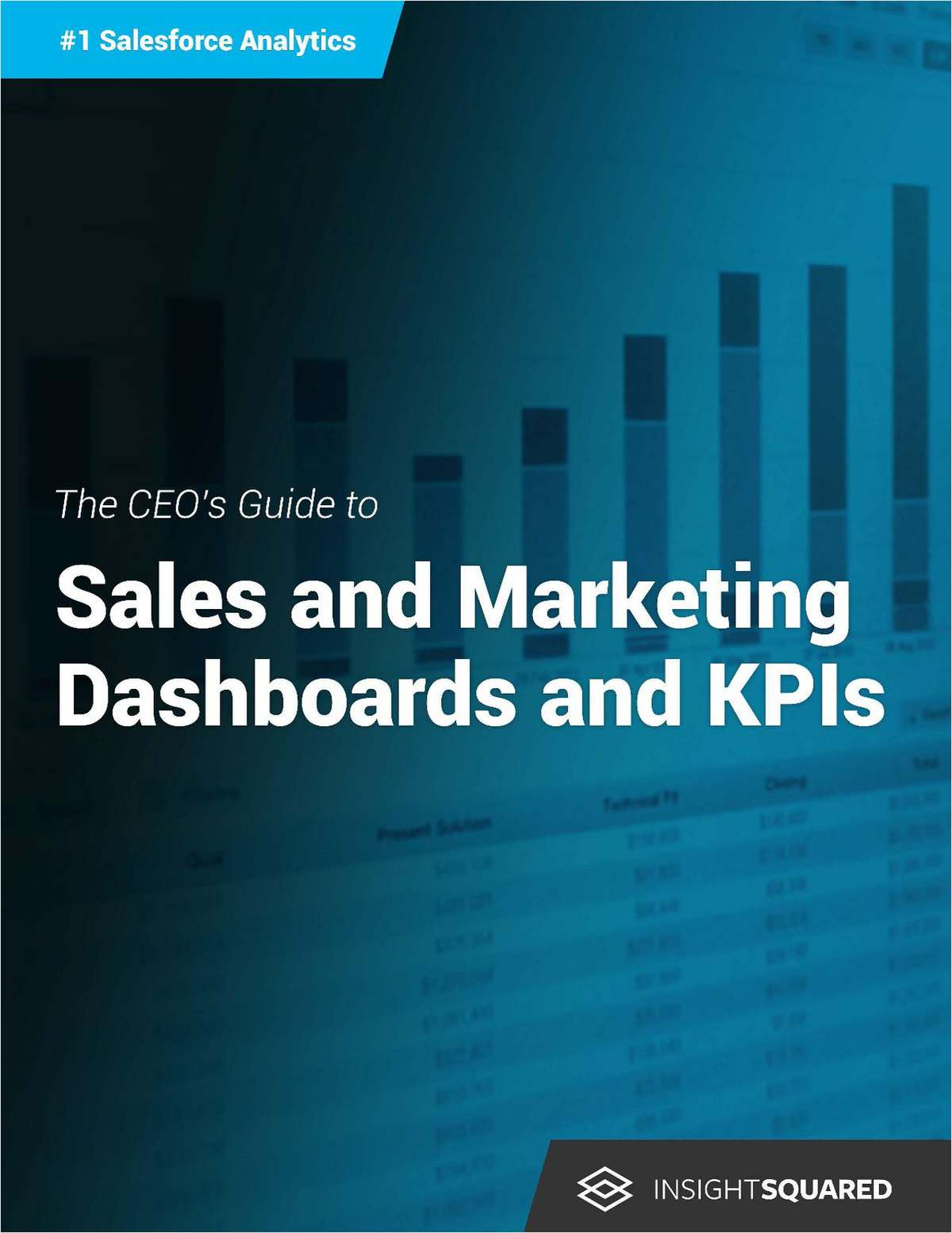 The CEO's Guide to Sales and Marketing KPIs
