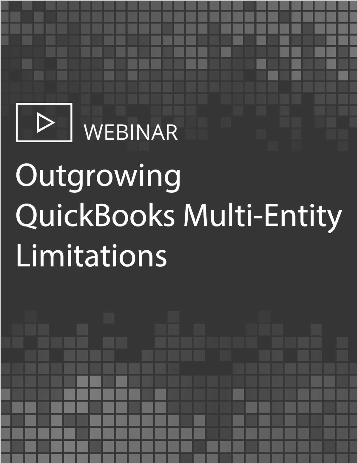 Outgrowing QuickBooks Multi-Entity Limitations