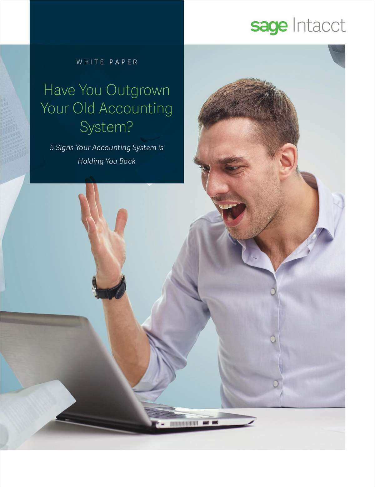 Five Signs You've Outgrown Your Accounting System