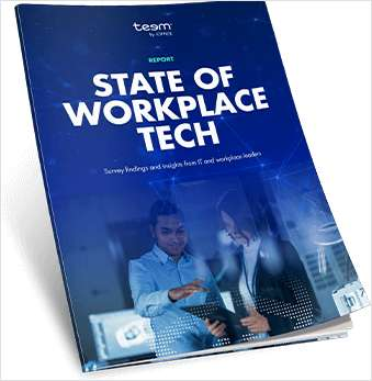 State of Workplace Tech