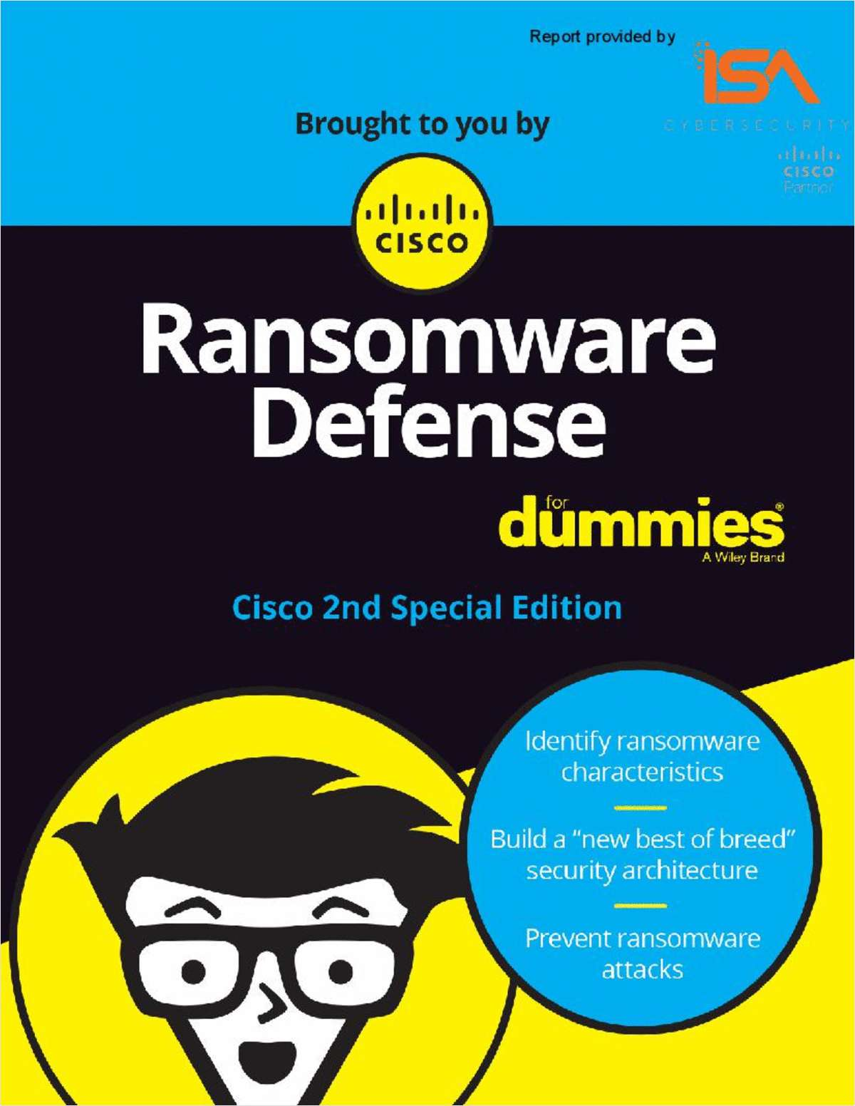 Ransomware Defense for Dummies Ebook