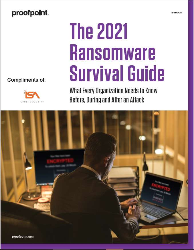 2021 Ransomware Survival Guide