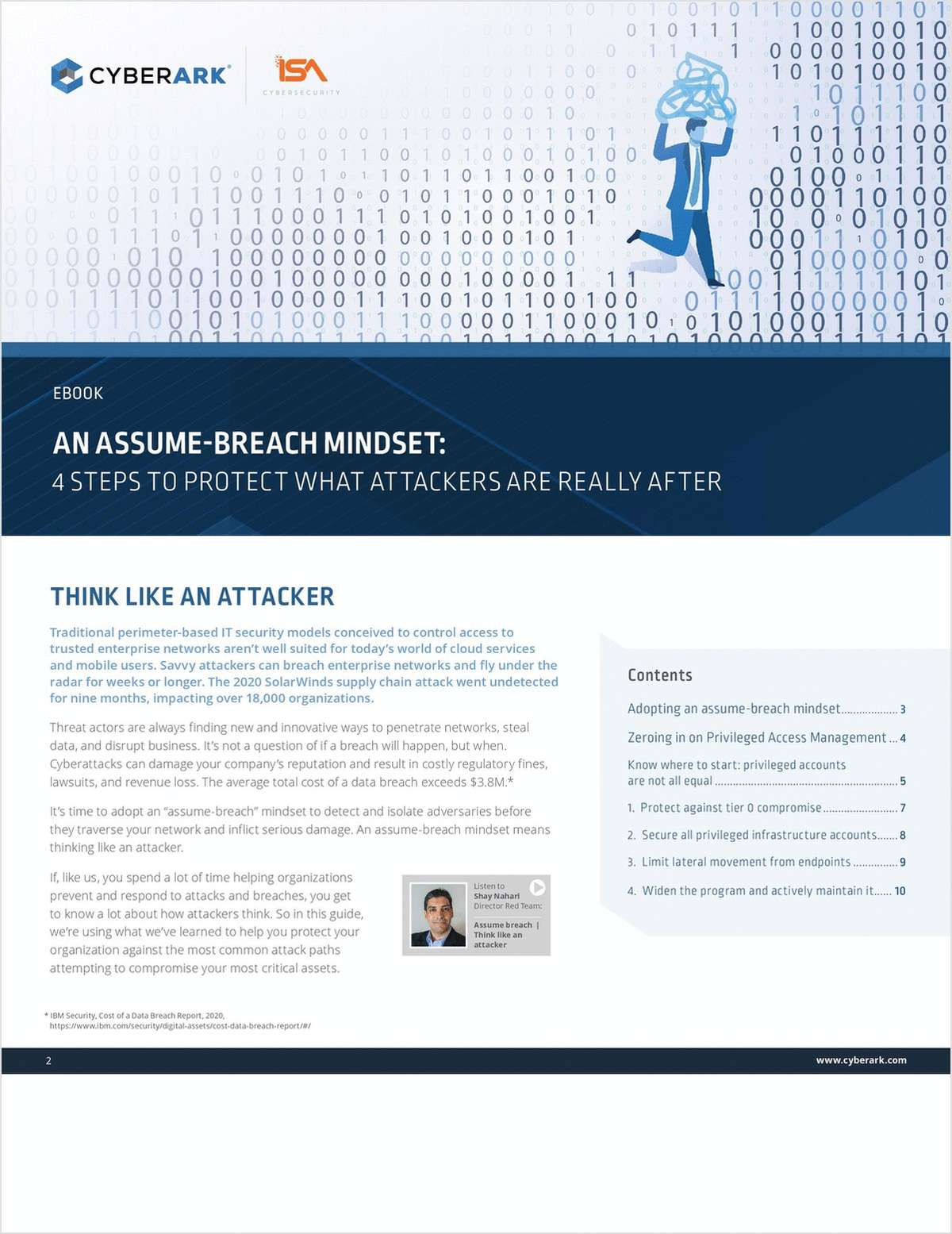 An Assume-Breach Mindset: 4 Steps To Protect What Attackers Are Really After