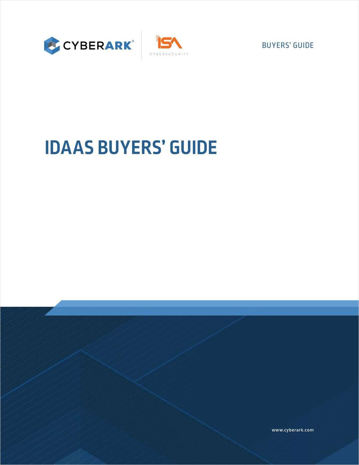 IDaaS Buyer's Guide