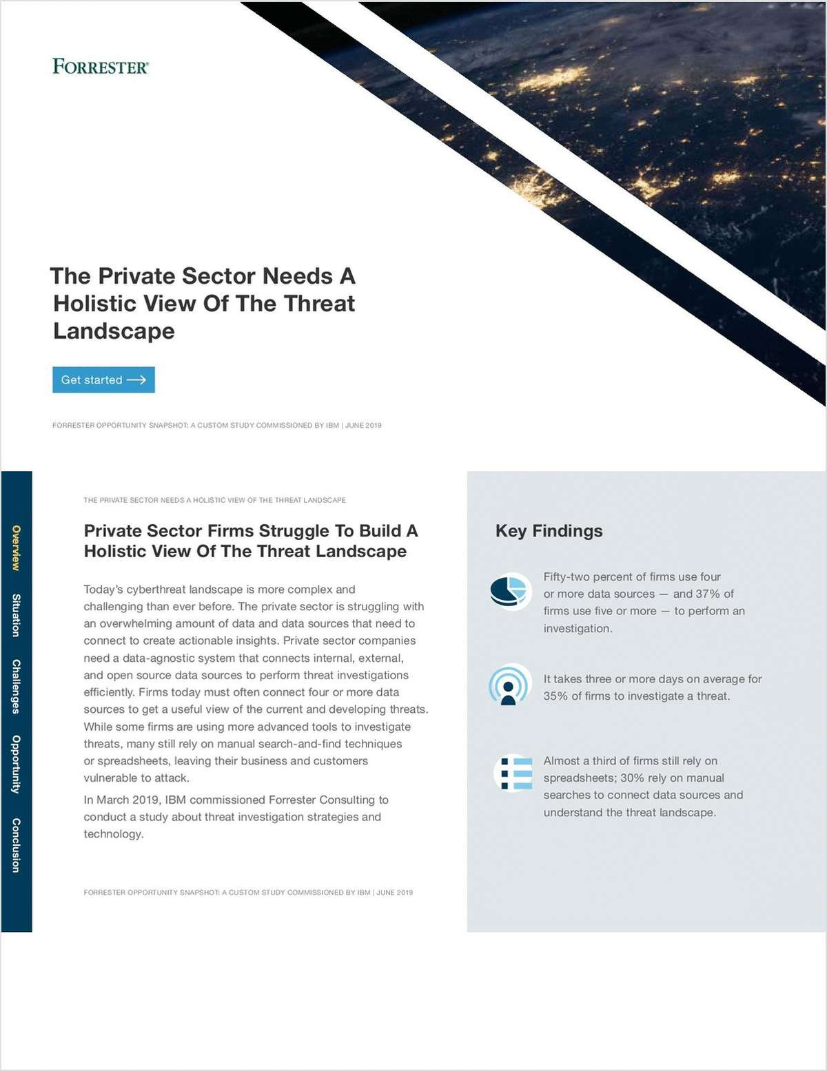 The Private Sector Needs A Holistic View Of The Threat Landscape