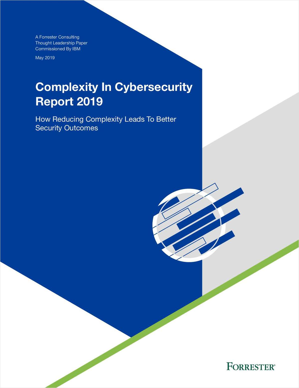 Complexity In Cybersecurity Report 2019