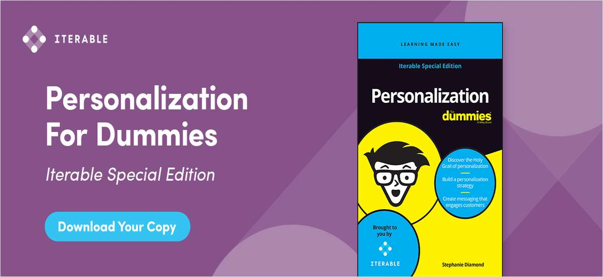 Personalization for Dummies!