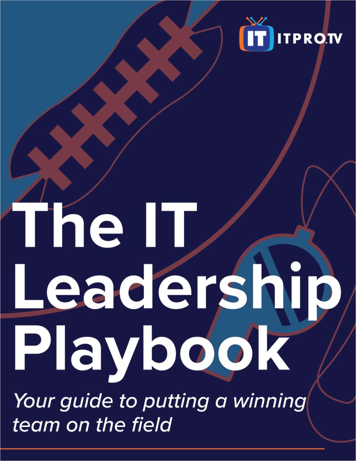 IT Leadership Playbook