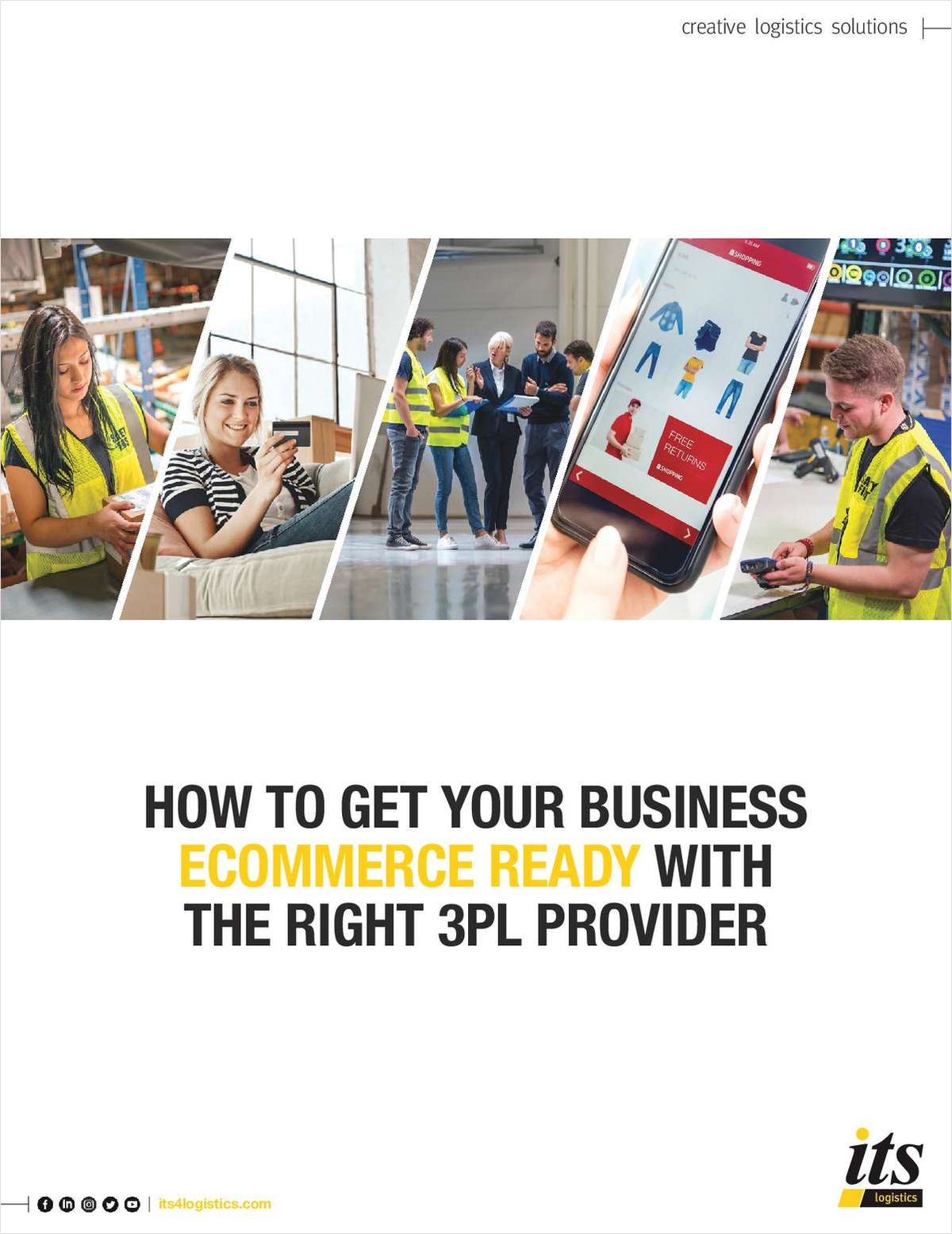 How to Get Your Business Ecommerce Ready with the Right 3PL Provider
