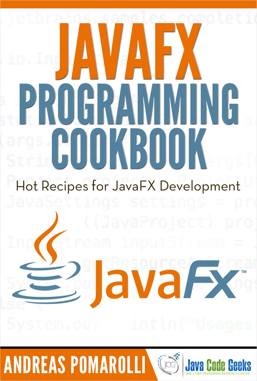 JavaFX Programming Cookbook