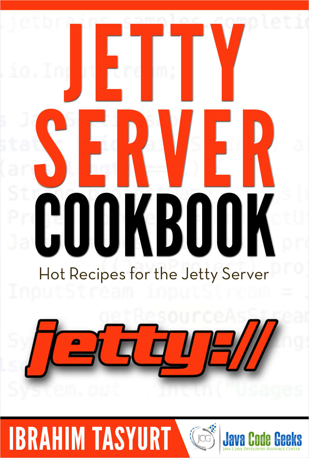 Jetty Server Cookbook