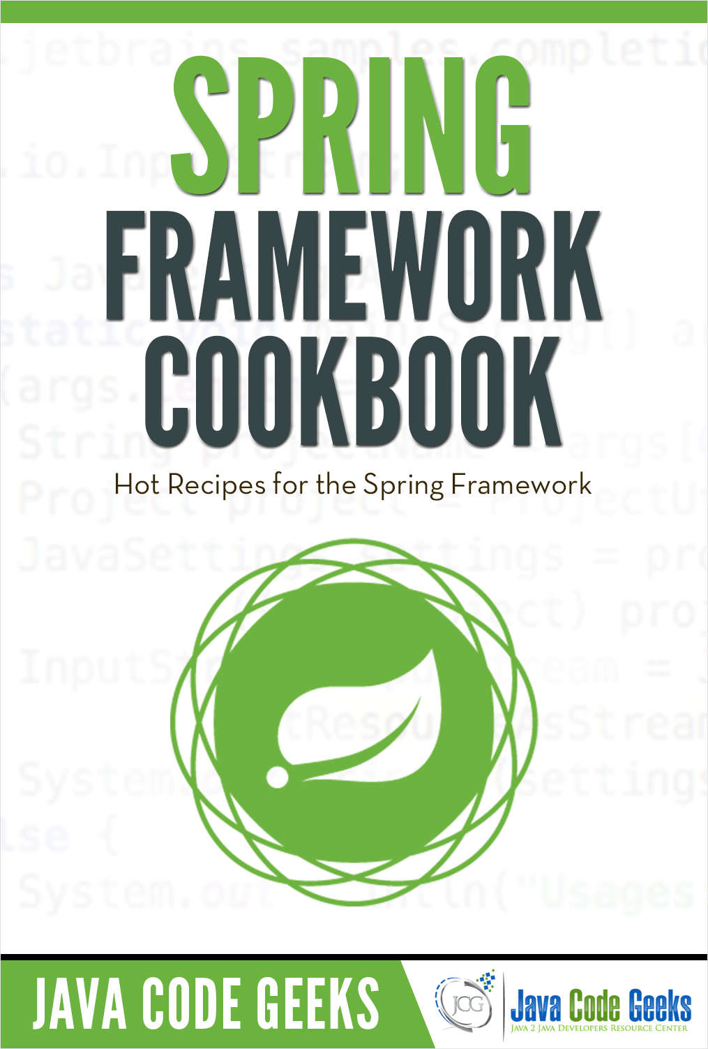 Spring Framework Cookbook