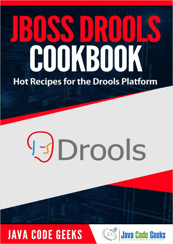 JBoss Drools Cookbook