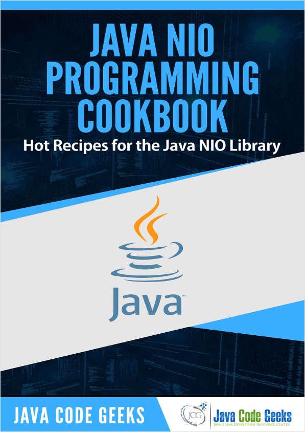 Java NIO Programming Cookbook