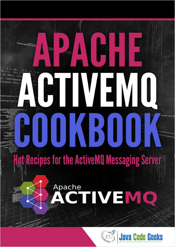 Apache ActiveMQ Cookbook