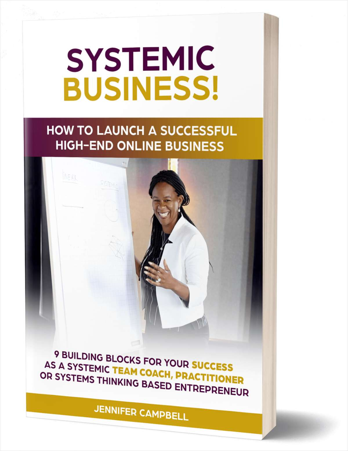 Systemic Business: How to Launch a Successful High-End Online Business
