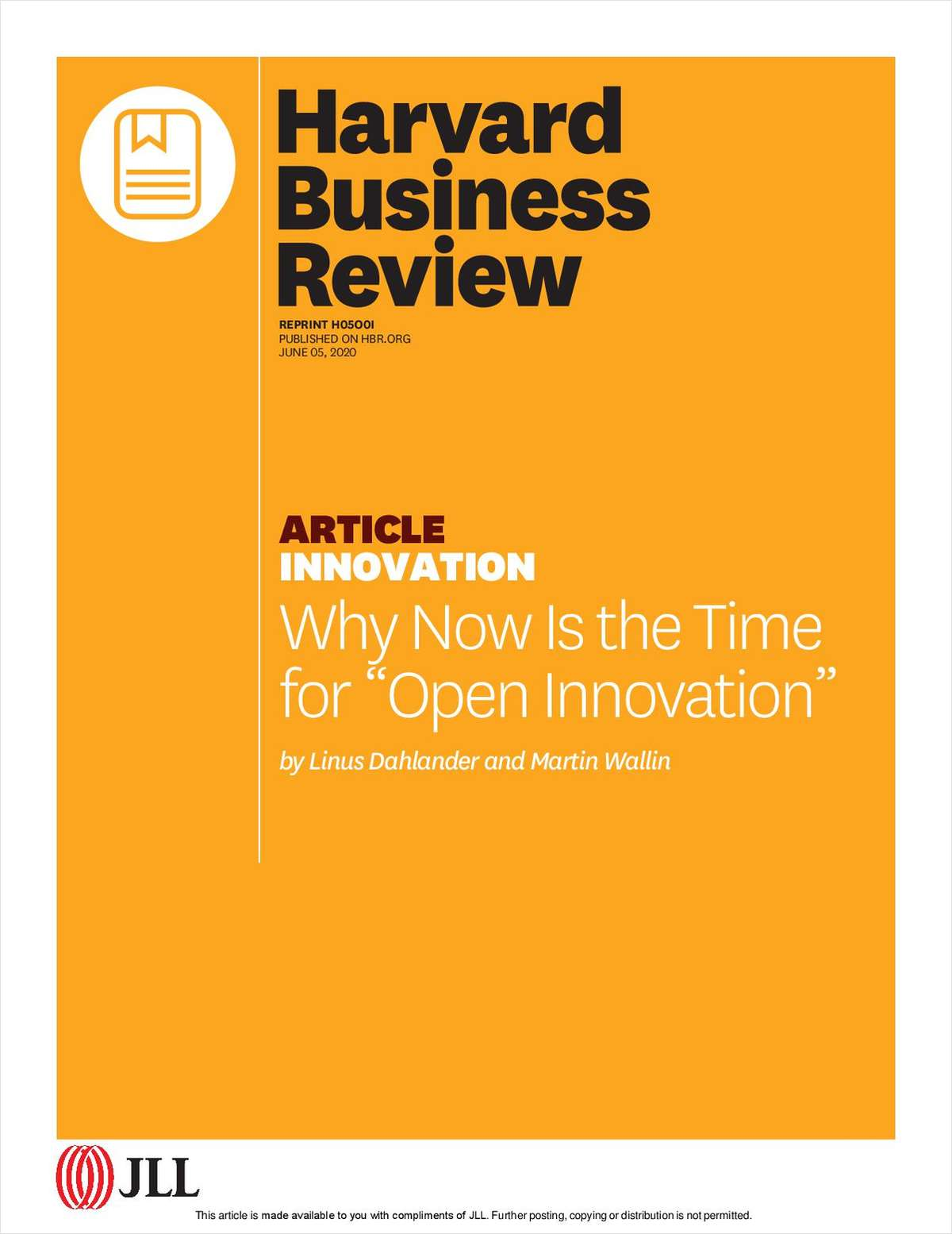 Why Now Is the Time for Open Innovation