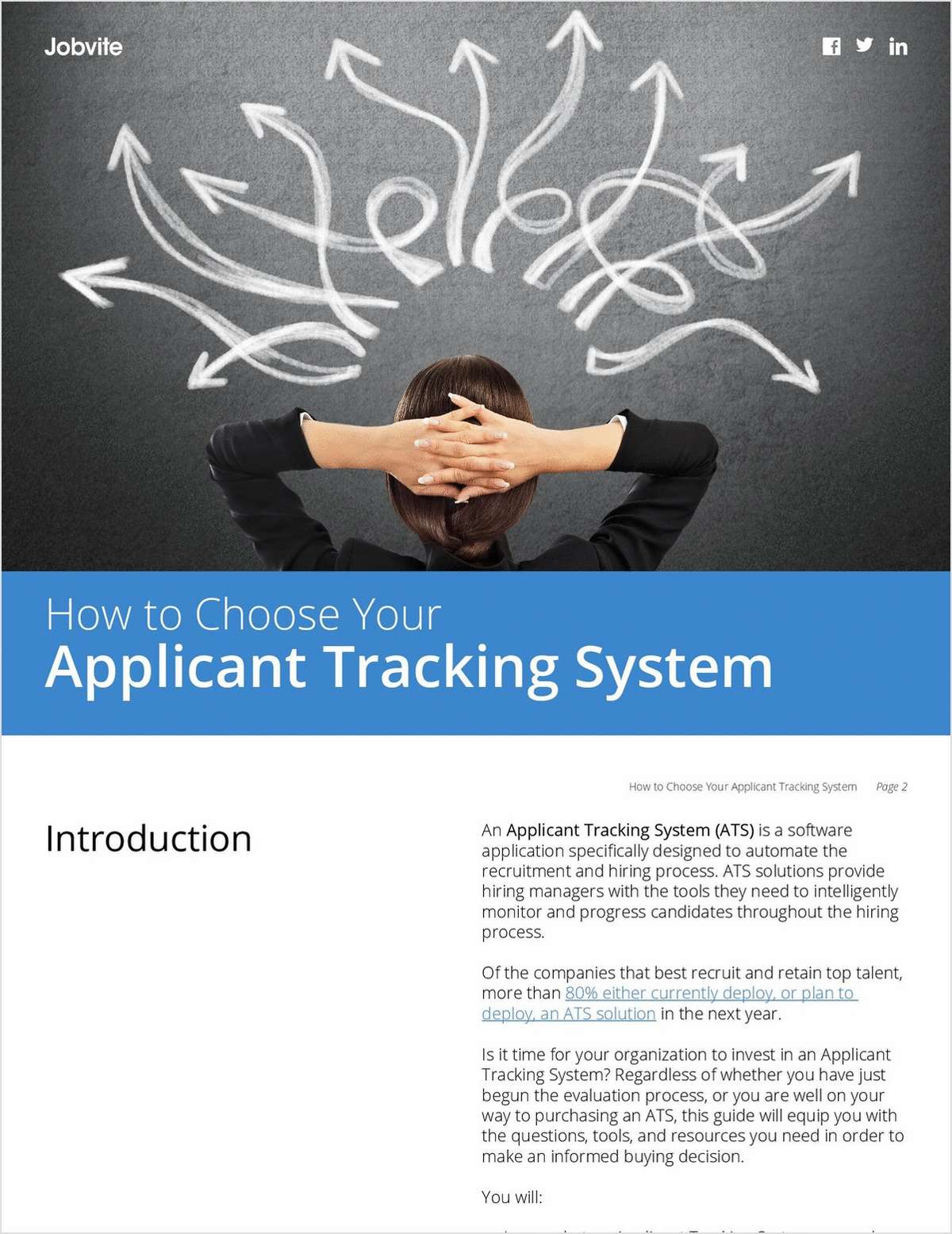 Why Choosing the Right Applicant Tracking System Is Crucial to the Recruitment & Hiring Process