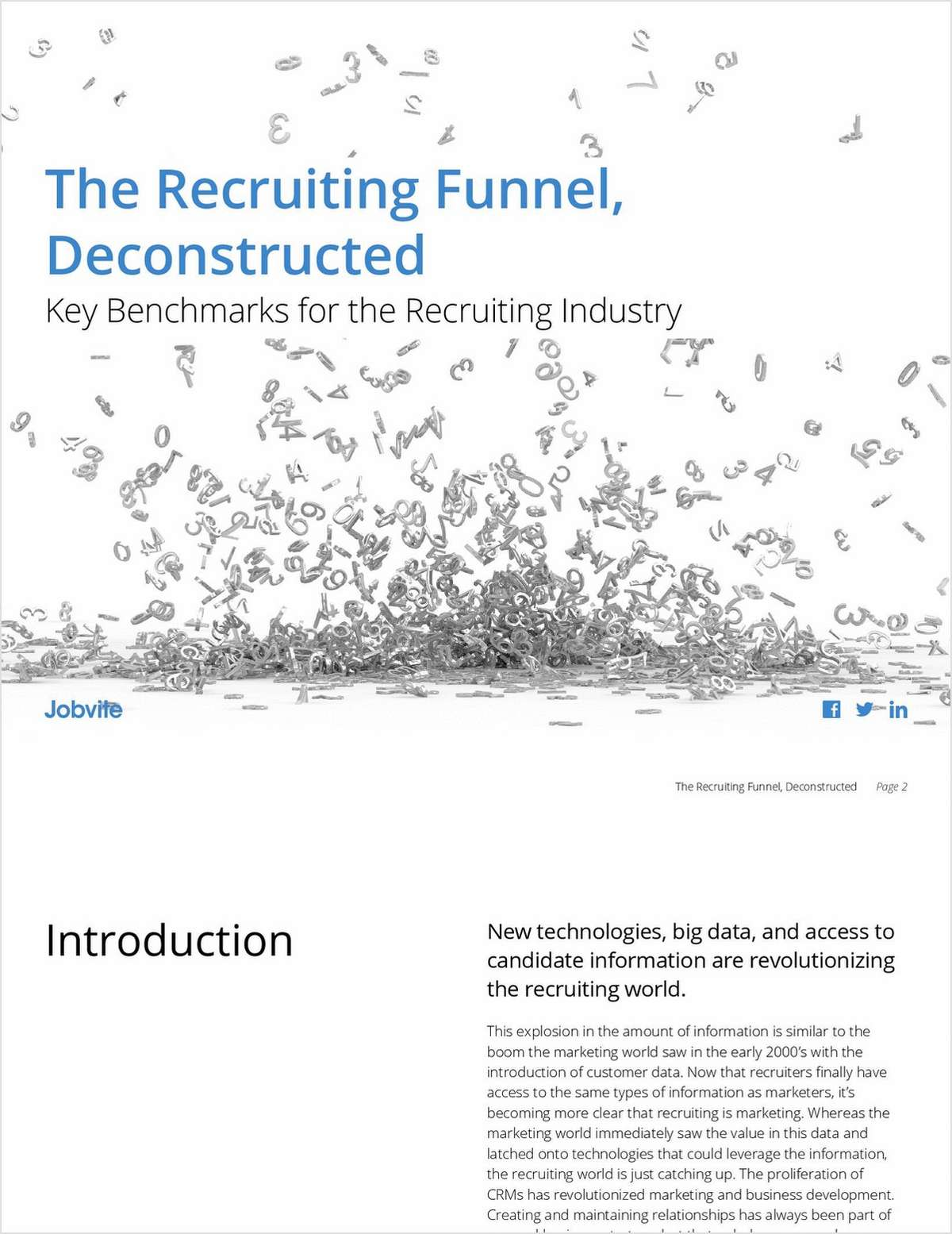 Recruiting Funnel Framework - Benchmarking Strategies for Improvement