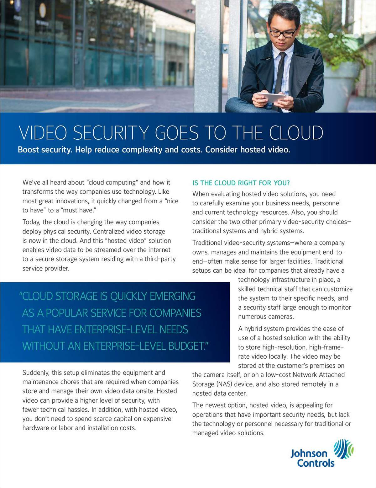 Get a First-Hand Look at Cloud Video in Action