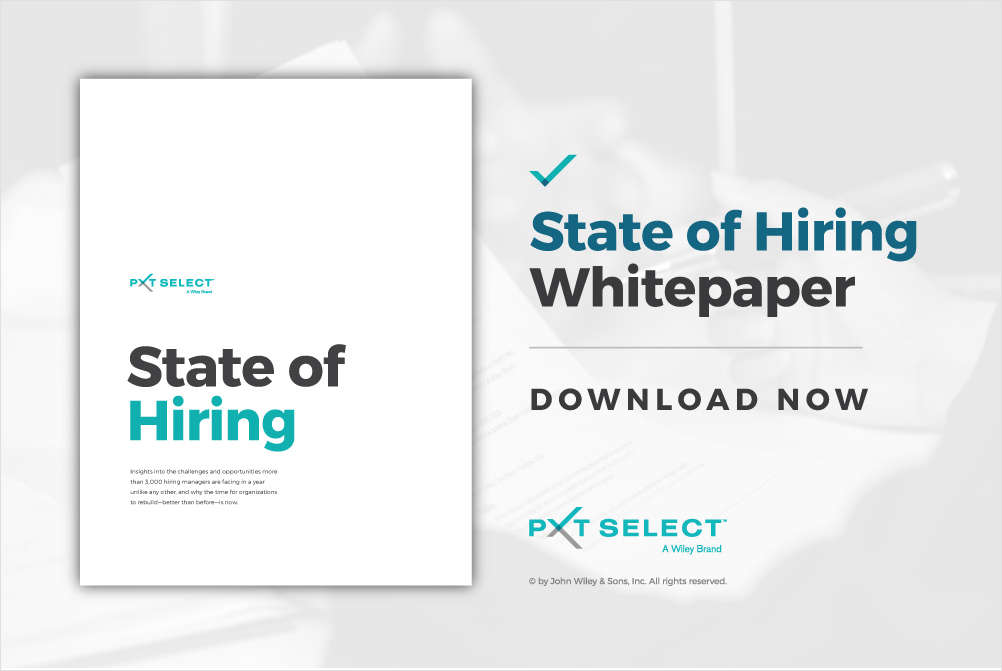 State of Hiring -- Understanding pain points to rebuild better and stronger.