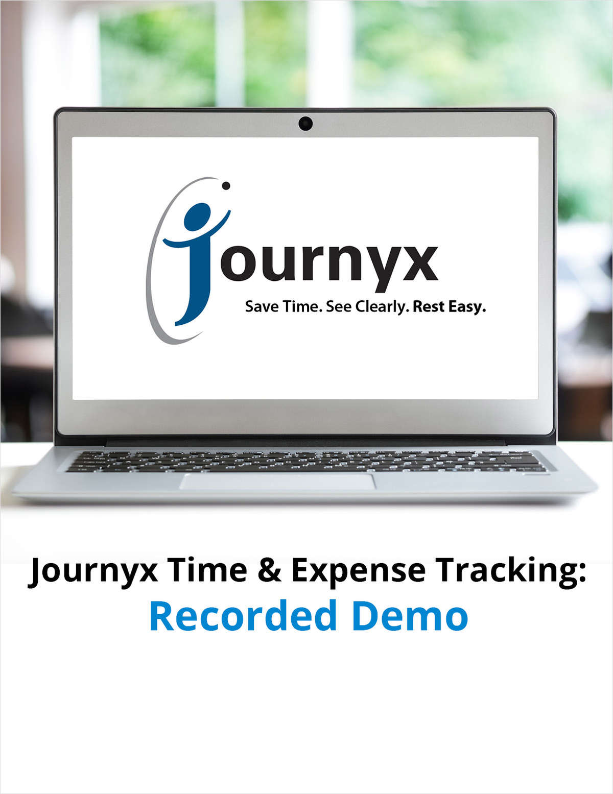 Journyx Time & Expense Tracking: Demo Recording