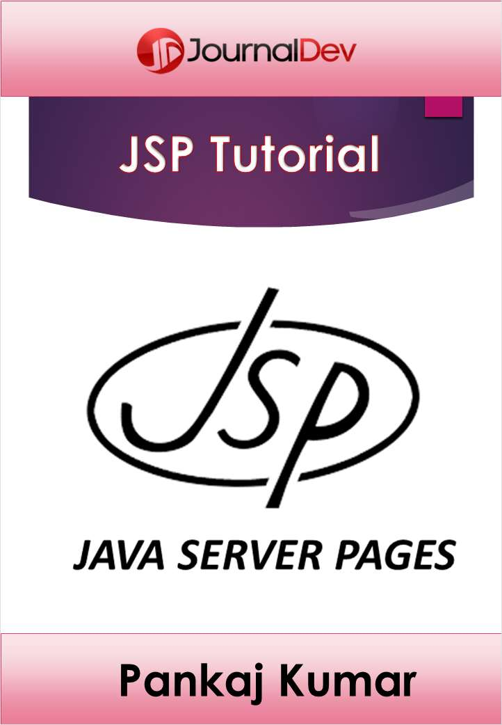 Java Server Pages (JSP) Tutorial