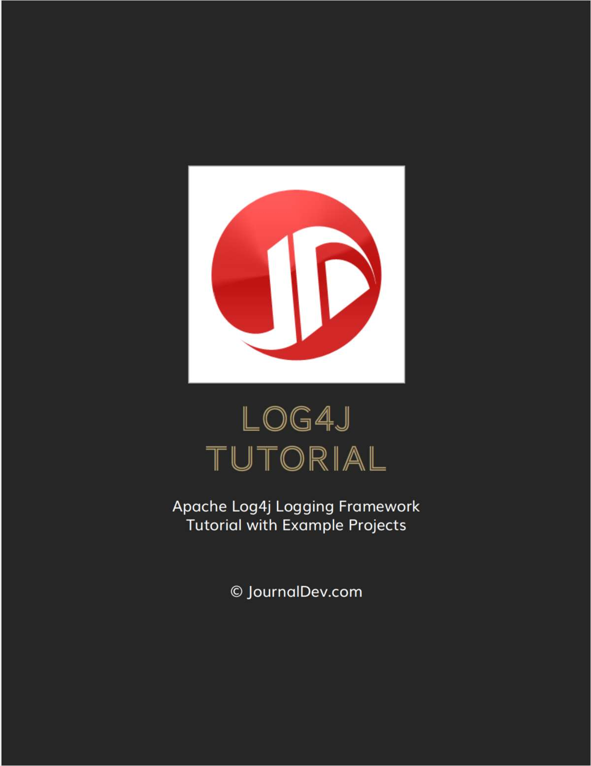 Log4j Tutorial