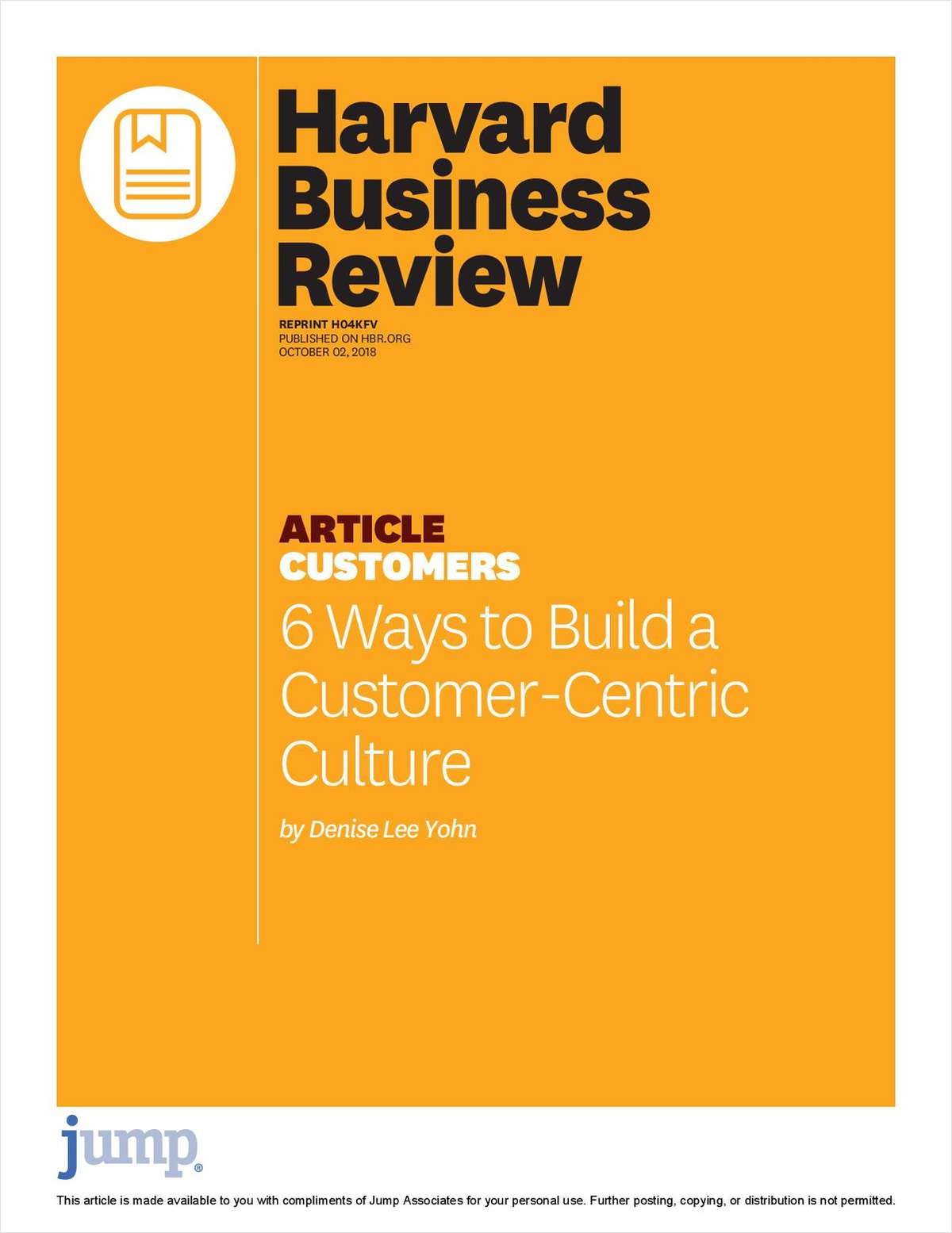 6 Ways to Build a Customer-Centric Culture
