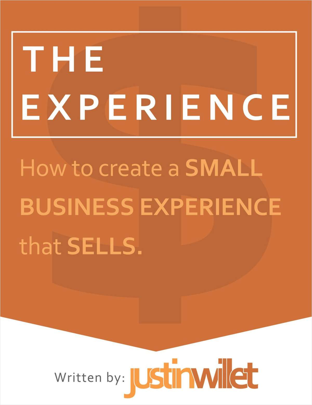 The Experience: How to Create a Small Business Experience that Sells