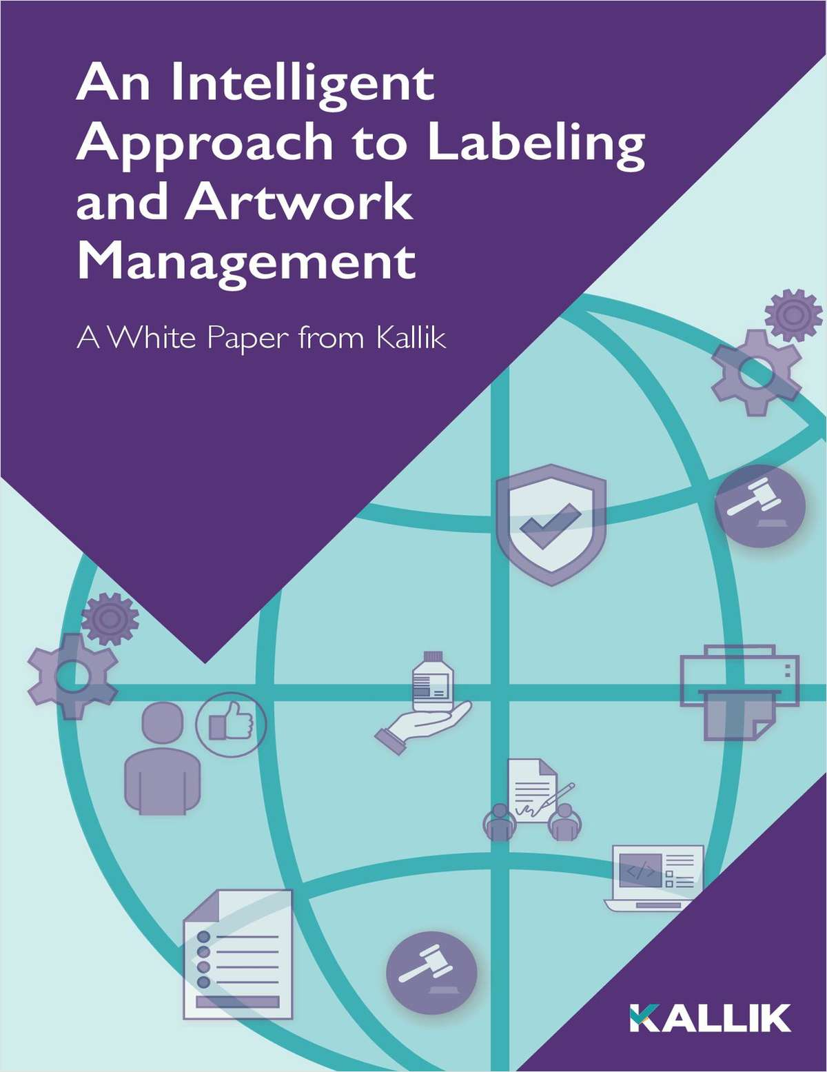 An Intelligent Approach to Labeling and Artwork Management