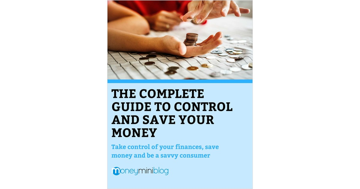The Complete Guide to Control and Save Your Money, Free Kalen Bruce eGuide