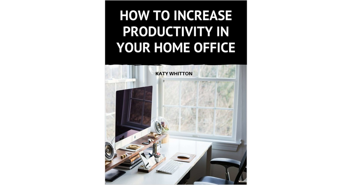 How to increase productivity in your home office free cheat sheet - Colors home office can enhance productivity ...