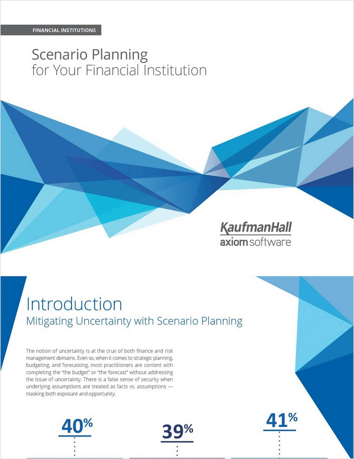Scenario Planning: How to Mitigate Uncertainty for Your Credit Union
