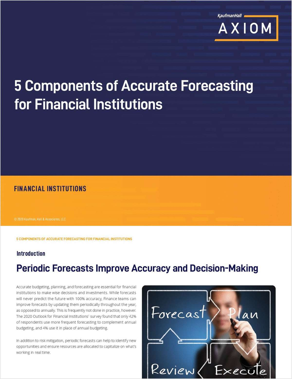 Navigating Uncertain Times: Improve Accuracy and Optimize Decisions with Periodic Forecasts
