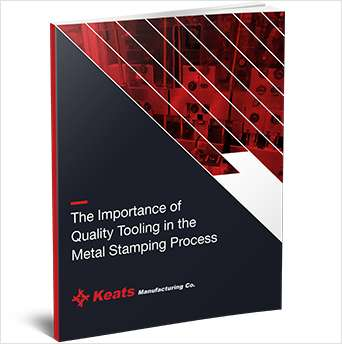 The Importance of Quality Tooling in the Metal Stamping Process