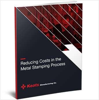 Reducing Costs in the Metal Stamping Process