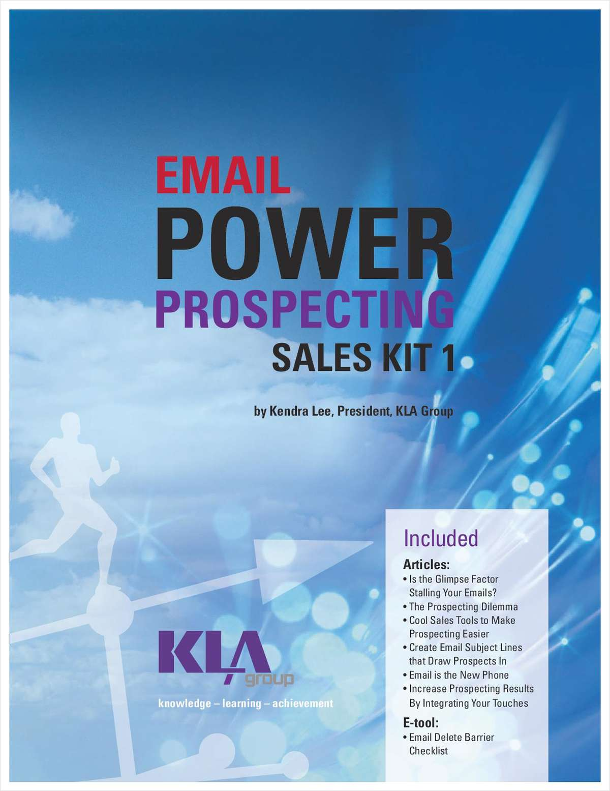 Email Power Prospecting Sales Kit