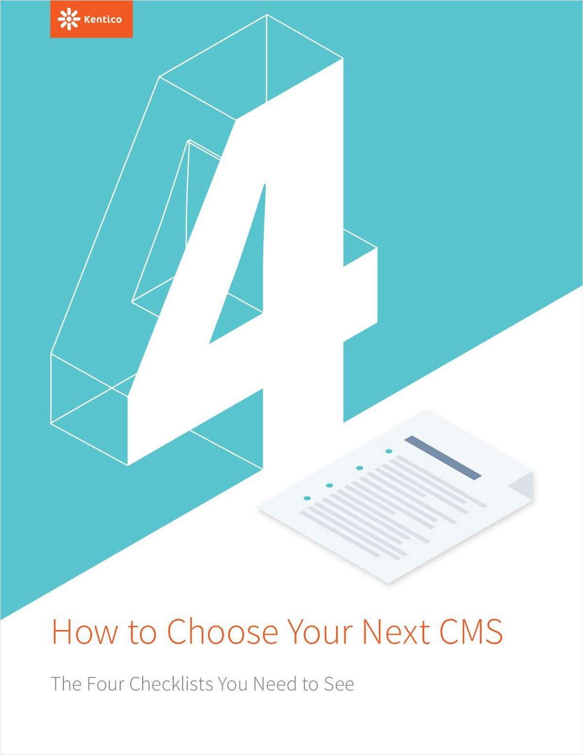 How to Choose Your Next CMS