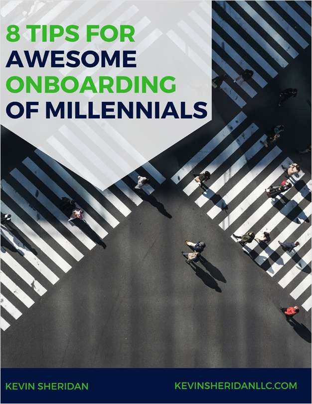 8 Tips for Awesome Onboarding of Millennials